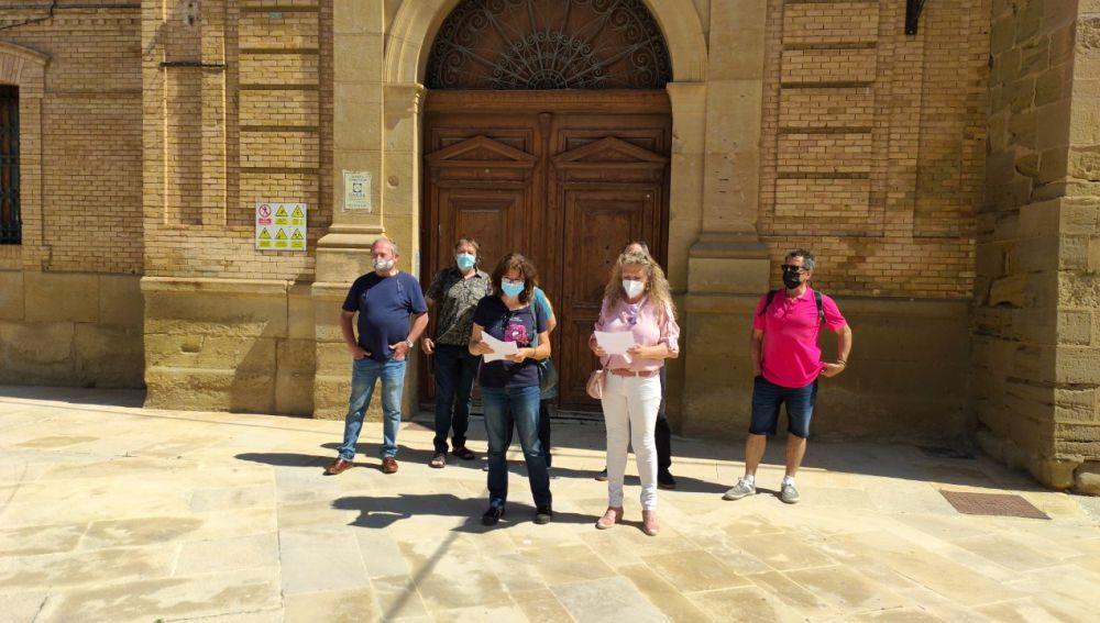 Varias entidades convocan un abrazo simbólico al Seminario para defender su integridad