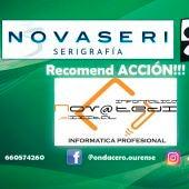 Recomend ACCION!!! con Novatedi
