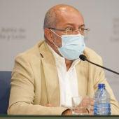 Francisco Igea, vicepresidente y portavoz de la Junta de Castilla y León