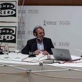 Enrique Vidal, director de la Ciudad de las Artes y las Ciencias de Valencia