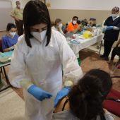 Vacunación masiva para los nacidos entre 1962 y 1968, este domingo en Badajoz