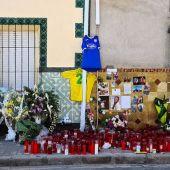 Lugar donde ocurrió el accidente de tráfico de Argamasilla de Alba