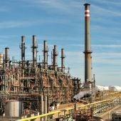 Complejo Petroquímico de Repsol en Puertollano