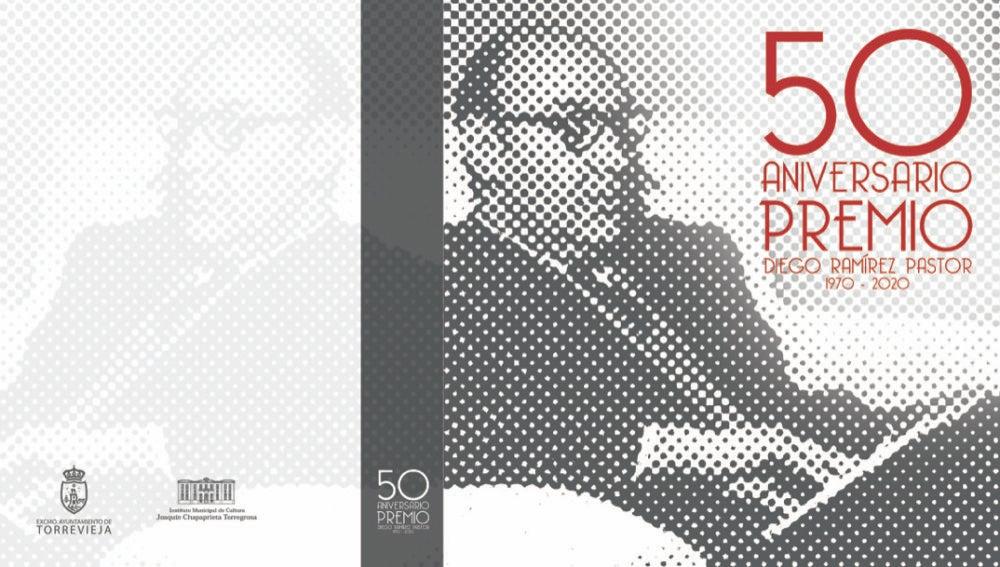 """""""50 aniversario del premio Diego Ramirez Pastor 1970-2020"""""""