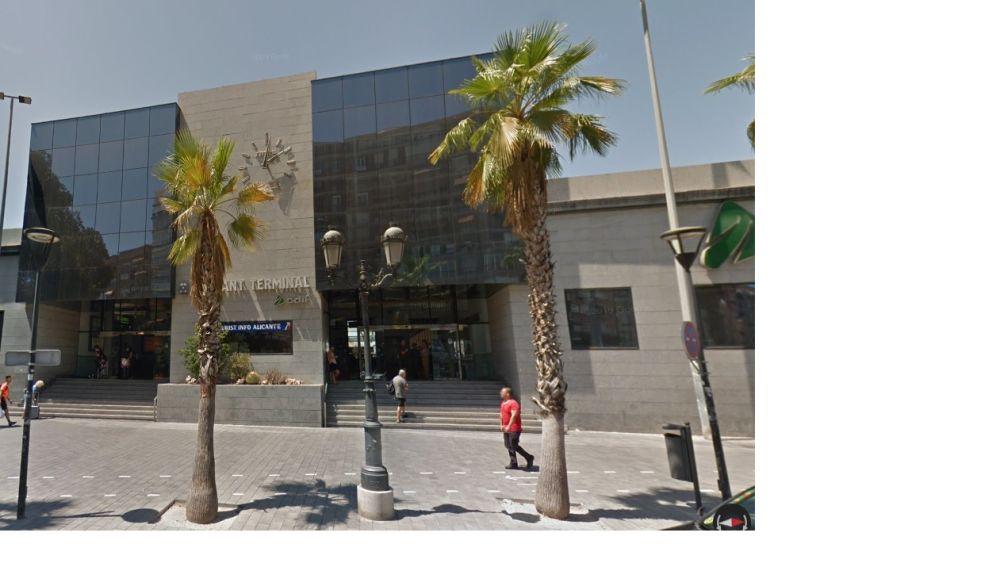 Estación de ADIF de Alicante