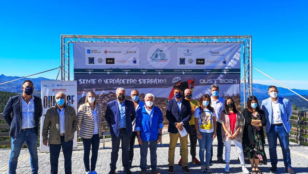 "O Inorde impulsa o turismo deportivo na provincia coa IV ""Ourense Strade Termal"""