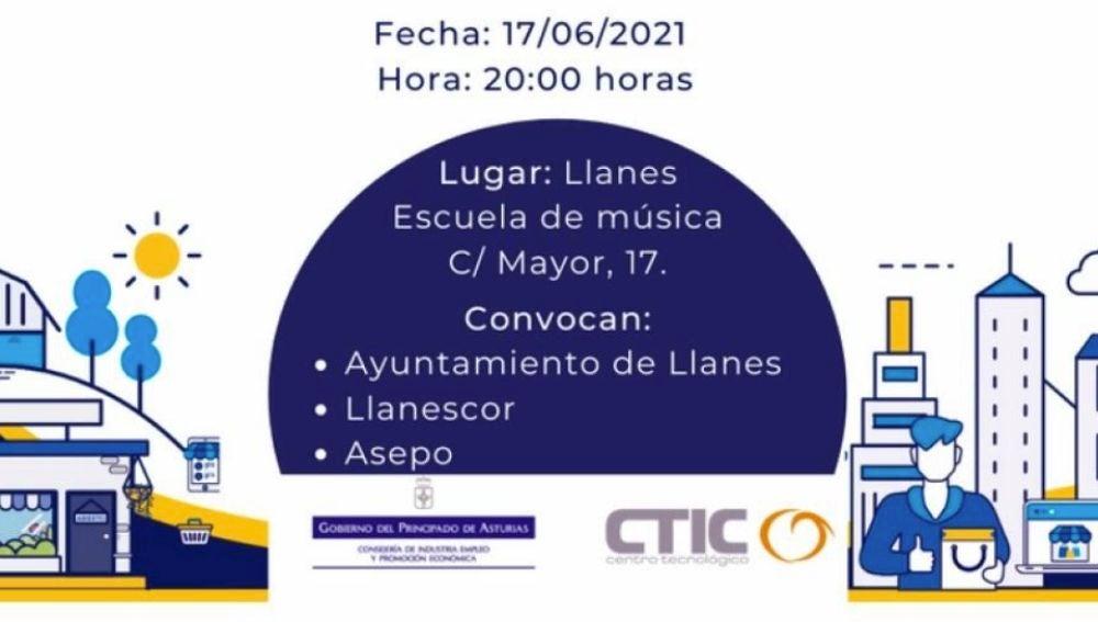 Jornada de presentación del Proyecto de Digitalización del Comercio