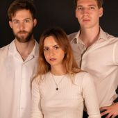 Los hermanos manchegos Natalia y Octavio Vellón estrenan obra de teatro en Madrid