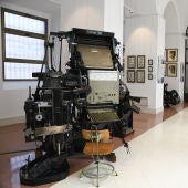 Museo de Artes Gráficas Ángel Gallego Esteban de la Universidad de Alcalá