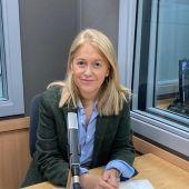 Cristina Coto, portavoz de VOX en el Ayuntamiento de Oviedo.