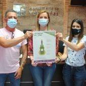 Presentación IX edición 'Las Notas del Vino' de Valdepeñas
