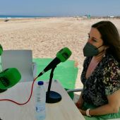 Regla Moreno, delegada de Turismo