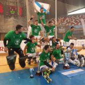 Deportivo Liceo, campeón de la Copa del Rey de hockey sobre patines 2021