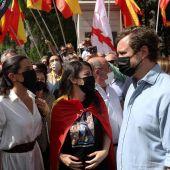 """Vox asegura que """"la calle es un clamor contra Sánchez y su Gobierno felón"""""""