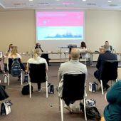 El Consell de Mallorca y la Federación Hotelera se reúnen con el sector turístico alemán para presentar la isla como destino seguro