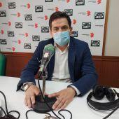 Miguel Angel Valverde alcalde de Bolaños
