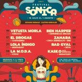 Cartel del Festival Sónica