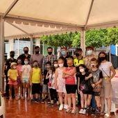 Más de mil alumnos de Orihuela se han formado en Educación Vial