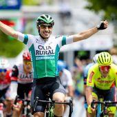 Jon Aberaturi gana la tercera etapa del Tour de Eslovenia