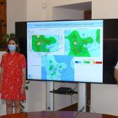 Un estudio de la UMH certifica que la pandemia ha reducido en hasta un 50% las emisiones contaminantes en Elche.