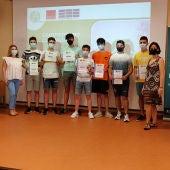 """Los alumnos más """"olímpicos"""" estudian en el IES Albasit"""