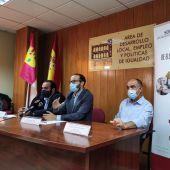 Comienzo del itinerario de 'Dipualba Protege' en Villarrobledo