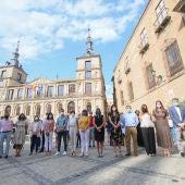 Toledo condena los últimos asesinatos machistas y muestra su apoyo a los familiares de las víctimas
