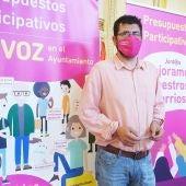Alberto Bustos, concejal de Deportes y Participación de Deportes