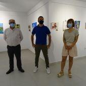 La Escuela Municipal de Pintura de Quintanar clausura el curso