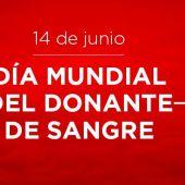 Con la finalidad de sensibilizar y concienciar a la población mundial acerca de la importancia de donar sangre