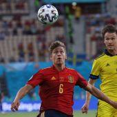Resultado España - Suecia hoy, en directo hoy: cómo va el partido de fútbol de la Eurocopa