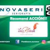 Recomenda ACCION!!! con telArtesán