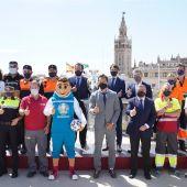 Los distintos cuerpos y servicios que participan en el dispositivo para la Eurocopa
