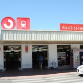 Estación central de Renfe Alcalá de Henares