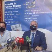 Presentación de las Jornadas de Puertas Abiertas de concesionarios de Ciudad Real