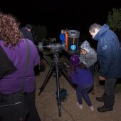 Vuelven las Observaciones astronómicas desde Cala d'Hort