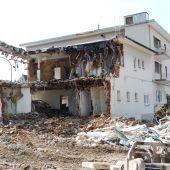 Un albañil destruye la casa que había remodelado tras el impago de sus dueños