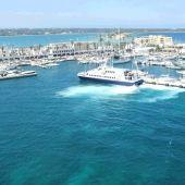 Autoridad Portuaria intensificará los controles para el cumplimiento de la normativa en el puerto de la Savina Formentera