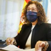 Carmen Durán, Saúde Pública