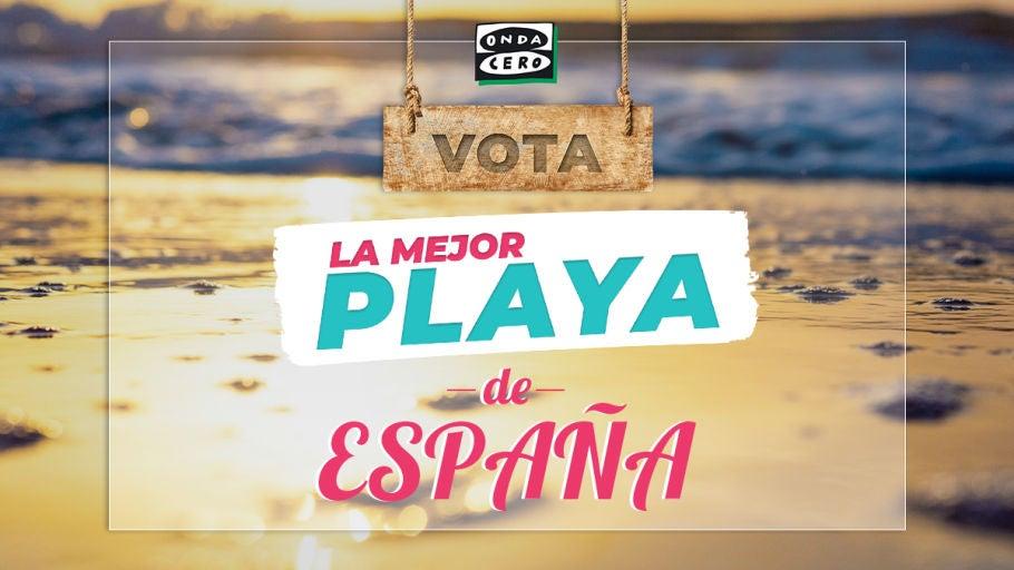 Vota por 'La Mejor Playa de España 2021'