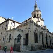 Iglesia de San Pedro. Vitoria