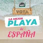 Vota por 'La Mejor Playa de España' 2021
