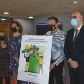 Presentación de 'La Plantà de Ecovidrio'