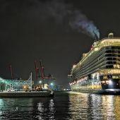crucero Puerto de Málaga