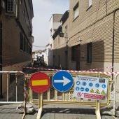 El Ayuntamiento comienza con las obras de remodelación de las Calles La Virgen y La Piedad