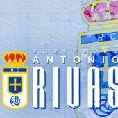 Antonio Rivas regresa al Oviedo