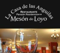 Mesón do Loyo en Portomarín