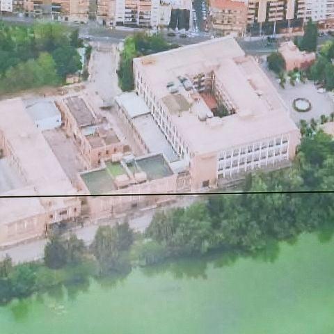 El proyecto de Altadis incluye un hotel, el Cubo para usos privados y públicos, una pasarela y zonas verdes