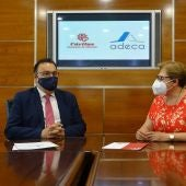 Cáritas Albacete y ADECA se unen para favorecer la inserción laboral de colectivos vulnerables