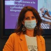 Laura Avellaneda, concejal de Emprendimiento e Innovación.